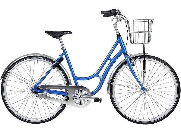 Raleigh Essex 7 Blue - Damecykel - 2020