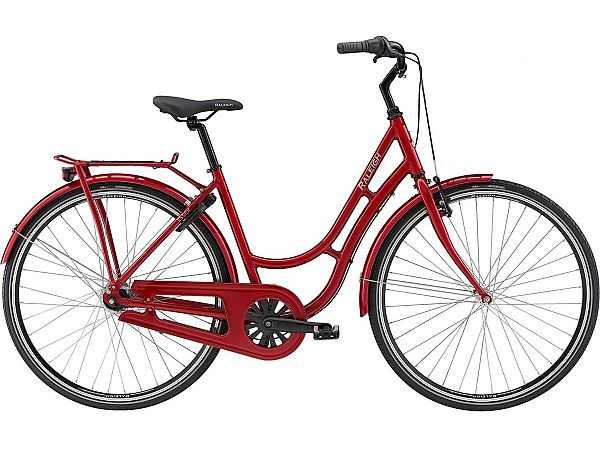 Raleigh Essex Red - Damecykel - 2019