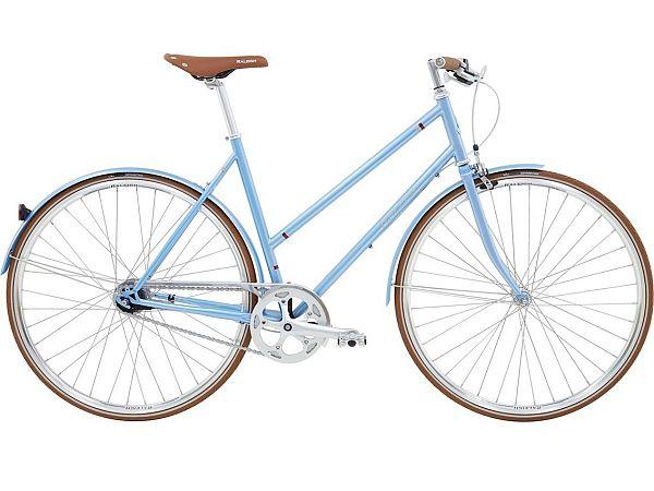 Raleigh Kent 3 Blue - Damecykel - 2020