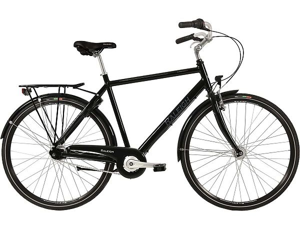 Raleigh Shopping Alu 7 - Herrecykel - 2019