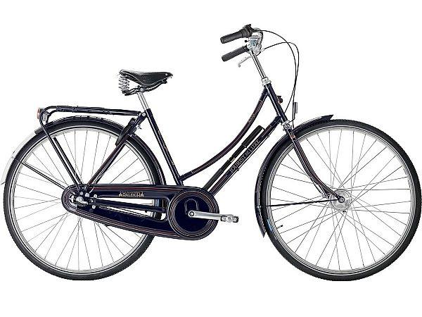 Raleigh Tourist de Luxe 3 blå - Damecykel - 2020