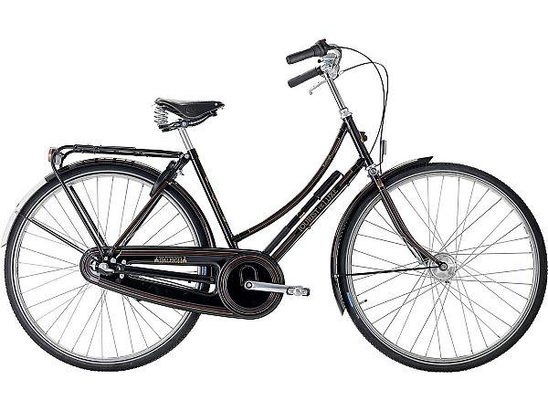 Raleigh Tourist de Luxe 3 Black - Damecykel - 2021