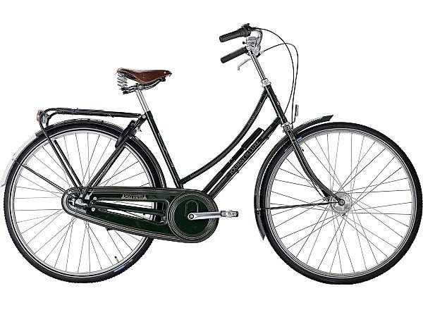 Raleigh Tourist de Luxe 3 grøn - Damecykel - 2020