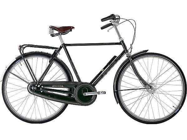 Raleigh Tourist de Luxe 3 grøn - Herrecykel - 2020