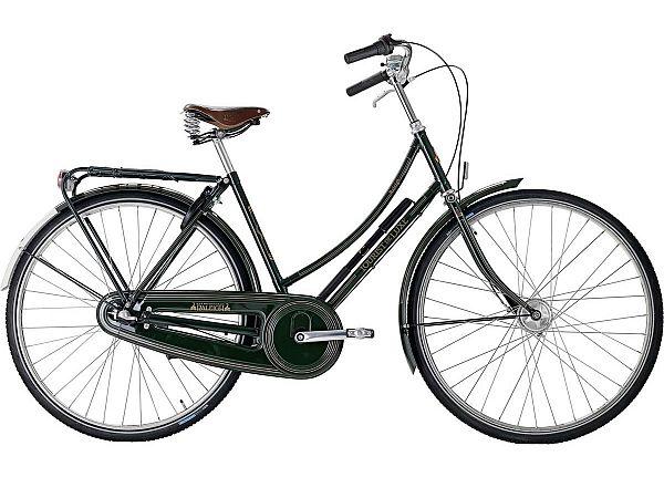 Raleigh Tourist de Luxe 7 Green - Damecykel - 2022