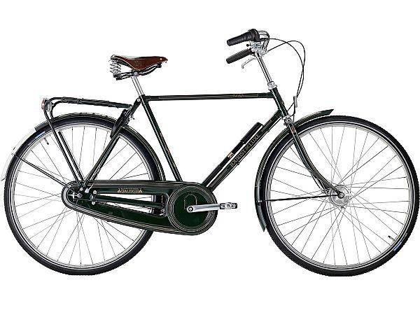 Raleigh Tourist de Luxe 7 grøn - Herrecykel - 2020