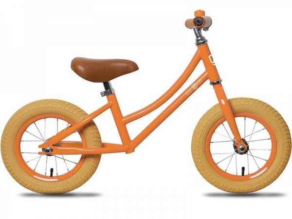 RebelKidz Air Classic orange - Løbecykel - 2020