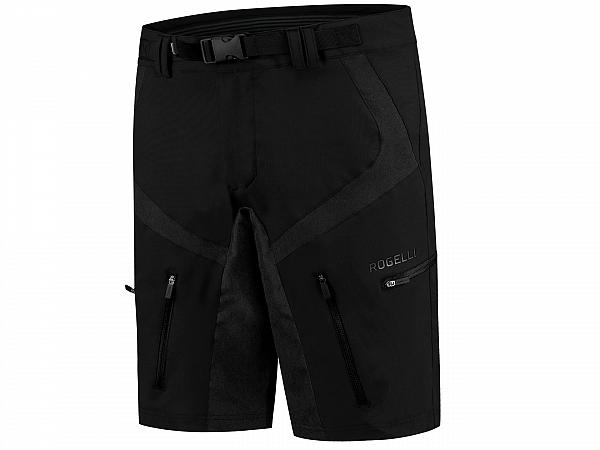 Rogelli Adventure MTB Shorts, Black