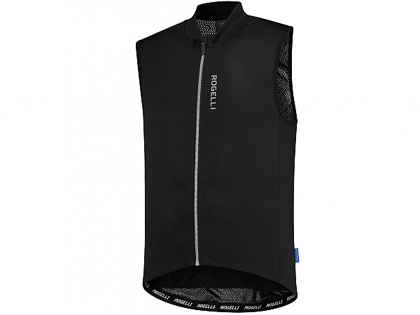 Rogelli Breeze Jersey Cykelvest, Black