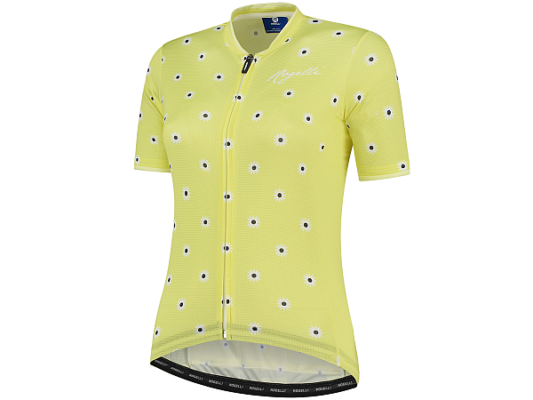Rogelli Daisy Lady Cykeltrøje, Yellow
