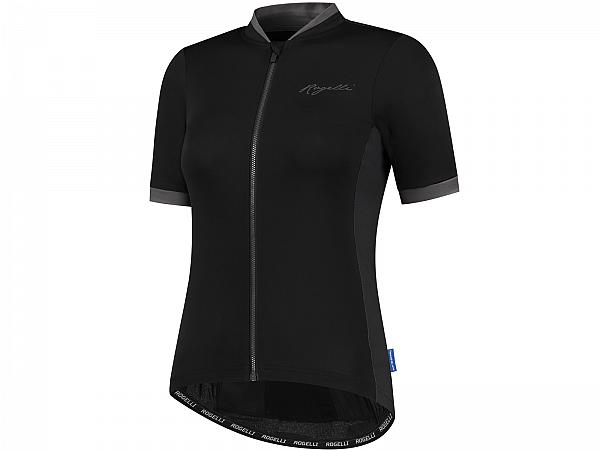 Rogelli Essential Lady Cykeltrøje, Black