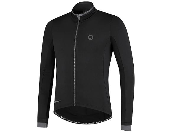 Rogelli Essential LS Cykeltrøje, Black
