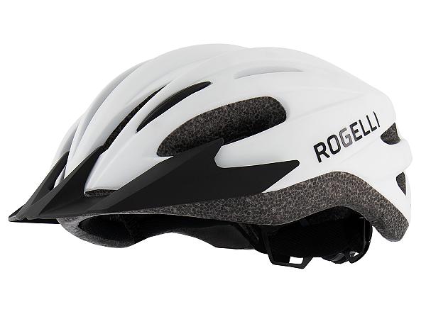 Rogelli Ferox Cykelhjelm, White