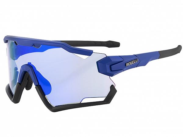 Rogelli Switch Solbriller, Blue/Black