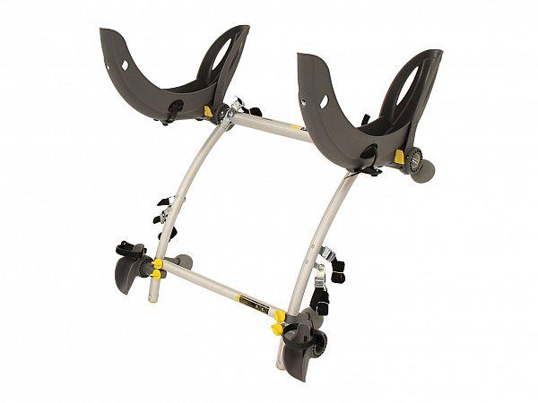 Saris Gran Fondo Bagklap Cykelholder, 2 Cykler