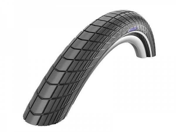 "Schwalbe Big Apple RaceGuard Cykeldæk, 20x2.00"" (50-406)"