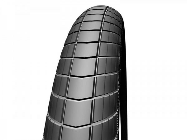 Schwalbe Big Apple Raceguard Cykeldæk, 29x2.35