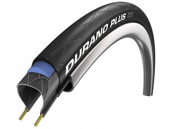 Schwalbe Durano Plus Foldedæk, 700x23C