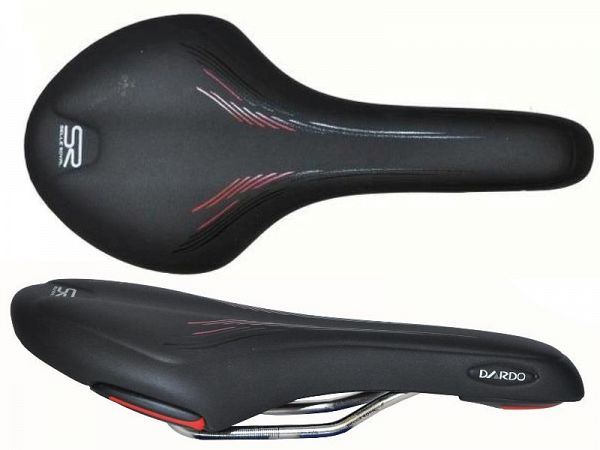 Selle Royal Dardo Gel Unisex Sadel