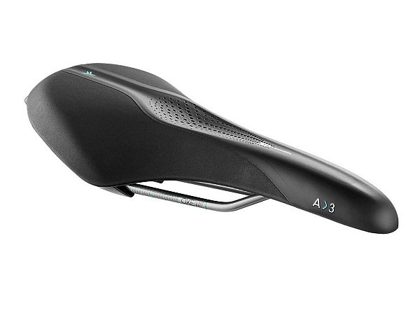 Selle Scientia A3 Athletic Sportssadel, Large