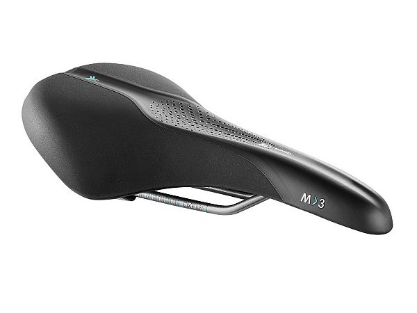 Selle Scientia M3 Unisex Cykelsadel, Large