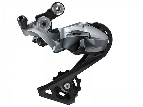 Shimano 105 7000 11-Speed Bagskifter, Max 34T