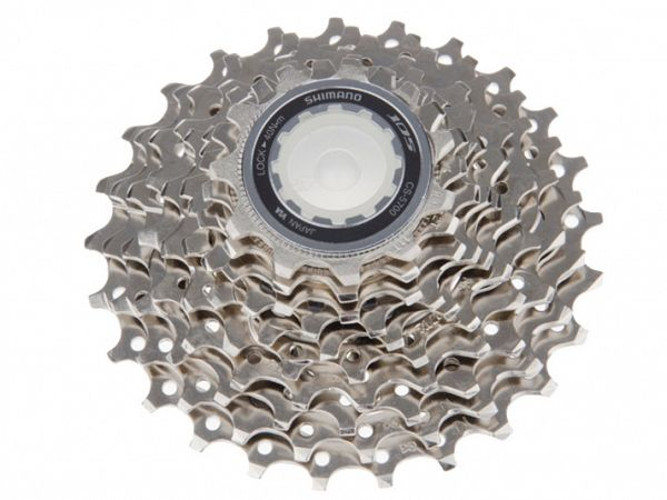 Shimano 105 CS-5700 10-Speed Kassette, 11-28T