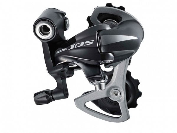 Shimano 105 RD-5701 SSL 2x9/10-Speed Bagskifter