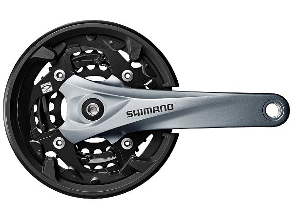 Shimano Acera M3000 9-Speed Kranksæt, 40/30/22T
