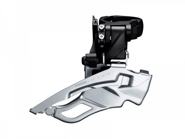 Shimano Deore T6000 3x10-Speed Forskifter, Down Swing