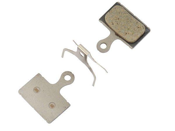 Shimano Disk K02S Resin Bremseklodser