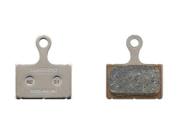 Shimano Disk K03S Resin Bremseklodser
