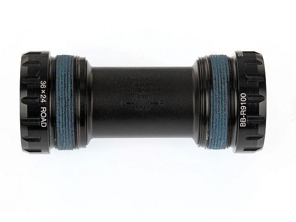 Shimano Dura-Ace R9100 Italiensk Krankboks, 68mm
