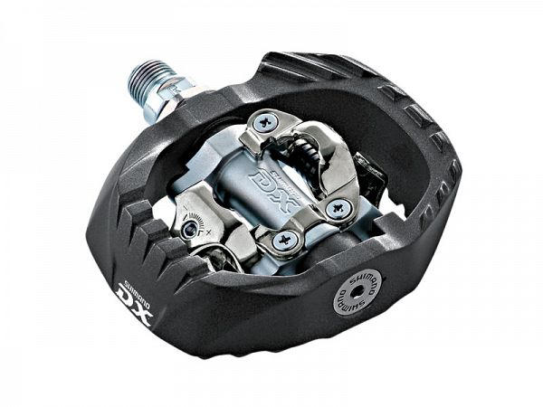Shimano DX PD-M647 Dual Sided SPD Pedaler