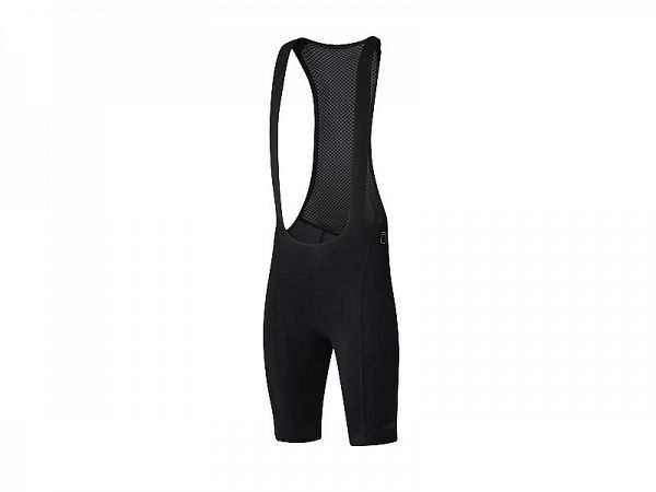 Shimano Evolve Performance Bib Shorts, Black
