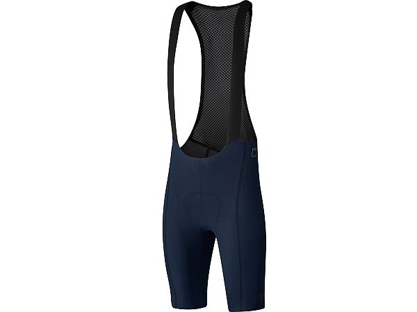 Shimano Evolve Performance Bib Shorts, Navy