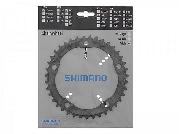 Shimano FC-5703 10-Speed Klinge, 39T