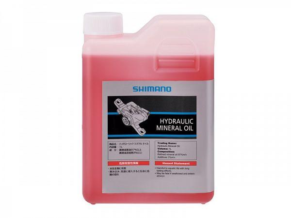 Shimano Hydraulisk Skivebremse Mineralolie, 1000ml