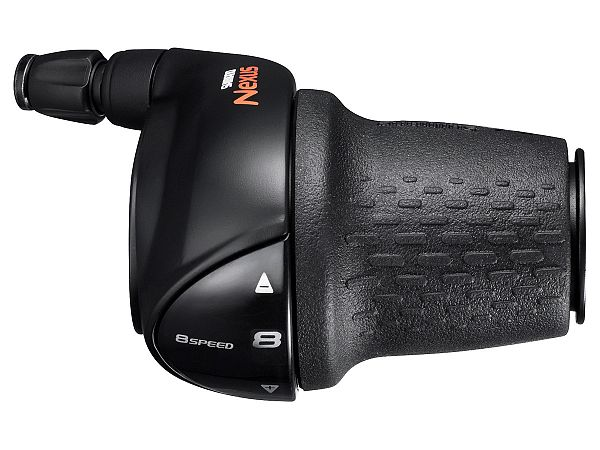 Shimano Nexus 8-Speed Drejegreb, Black