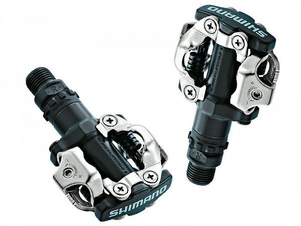 Shimano PD-M520 SPD Pedaler, sort