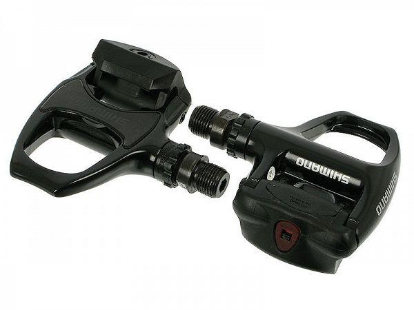 Shimano R540 SPD-SL Pedaler, Black