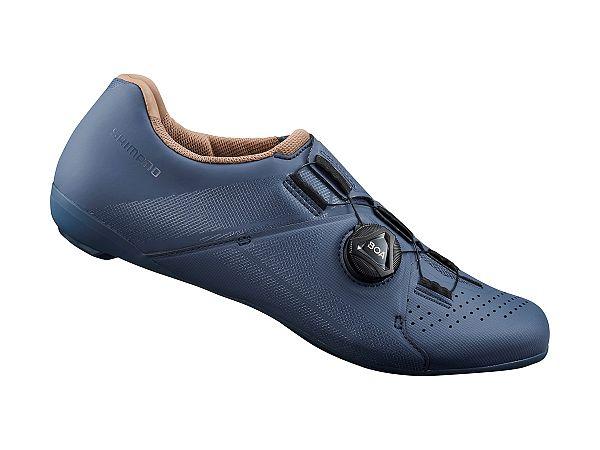 Shimano RC300 Road Lady Cykelsko, Indigo Blue