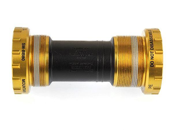 Shimano Saint BB80 BSA Krankboks, 68/73mm