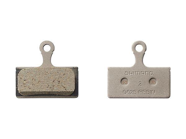 Shimano SLX G02S Resin Bremseklodser