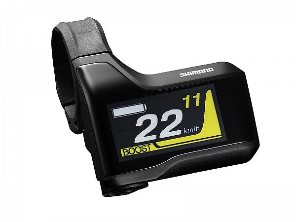 Shimano Steps E8000 Display