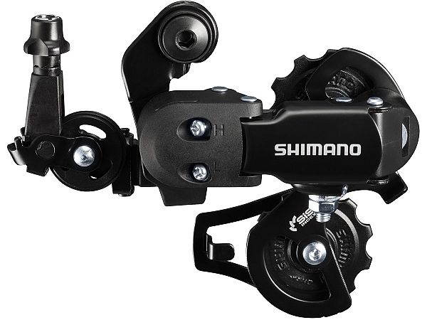 Shimano Tourney RD-FT35 6/7-Speed Bagskifter