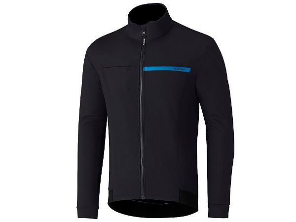 Shimano Windbreak Performance Cykeljakke, Black