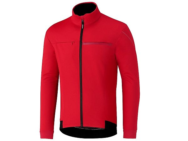 Shimano Windbreak Performance Cykeljakke, Red