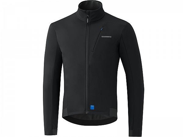 Shimano Windbreak Vinterjakke, Black