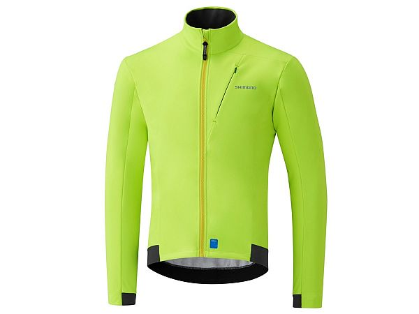 Shimano Windbreak Vinterjakke, Hi-Vis